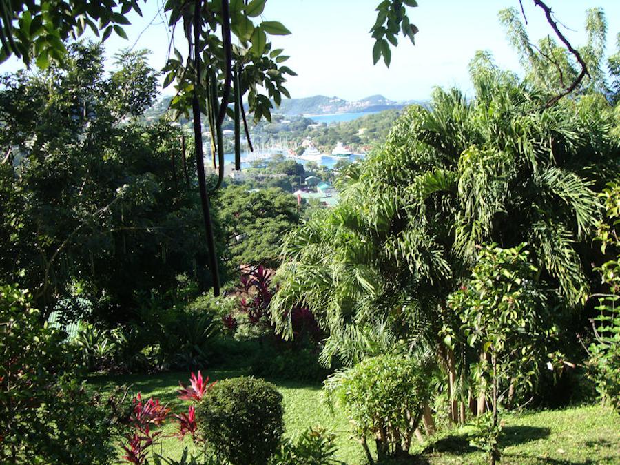 Grenada yacht charter Hyde Park Gardens