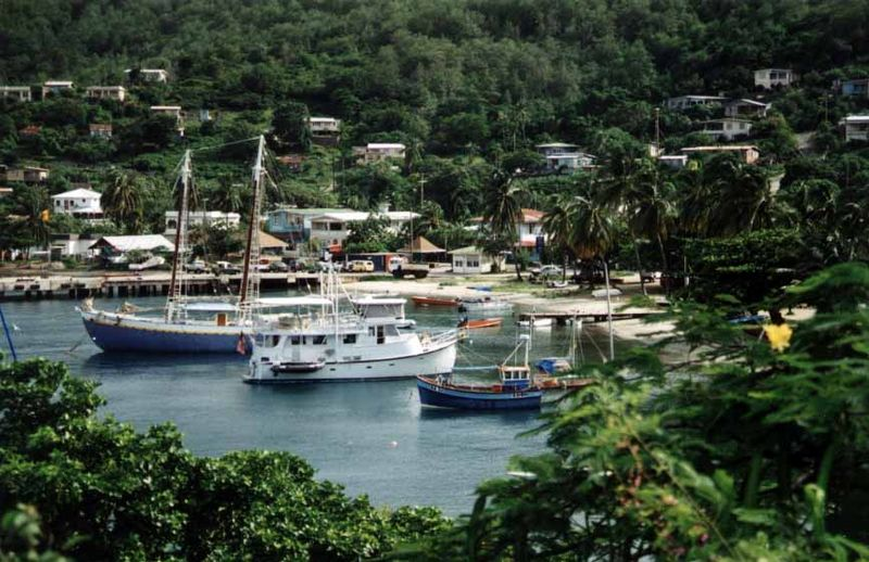 Windward Islands yacht charter, Bequia