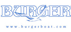 Burger yachts for sale logo