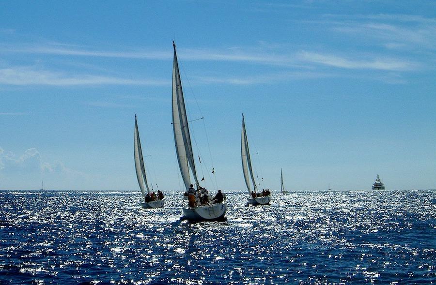 Sardinia yacht charter, September sailing