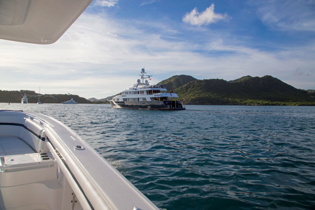 Luxury Yacht Charter Leeward Islands & Antigua – 7 Days