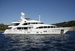 Motor yacht Romanza