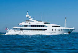 """Harbour Island"" on Display at 2012 Cannes and Monaco Yacht Shows"