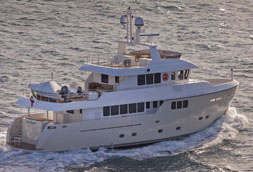 """Percheron"" Makes Her US Debut at The Ft.Lauderdale Boat Show"