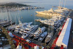 2013 Antibes Yacht Show