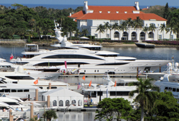 Join Us at the  2013 Palm Beach International Boat Show