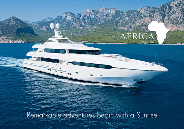 Sunrise Yachts yachts for sale