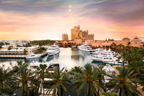 Bahamas Luxury Yacht Vacation