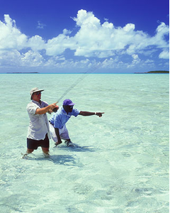 Bahamas Luxury Yacht Charter fishing
