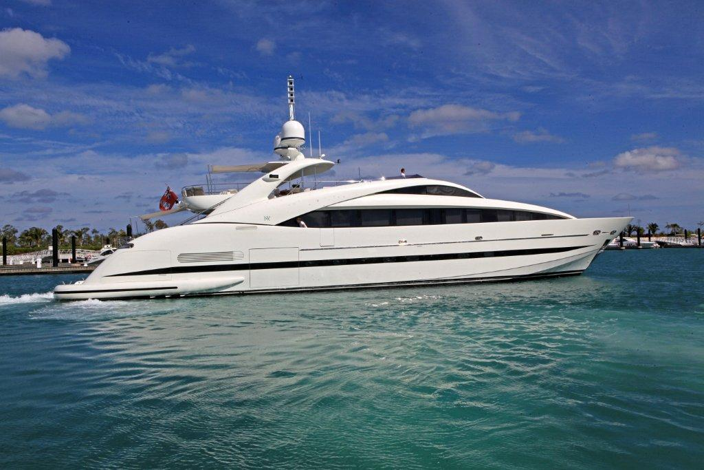 New Central Listing 120' ISA, SEALYON