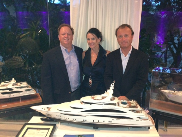 CHARTER FOR CHARITY EVENT