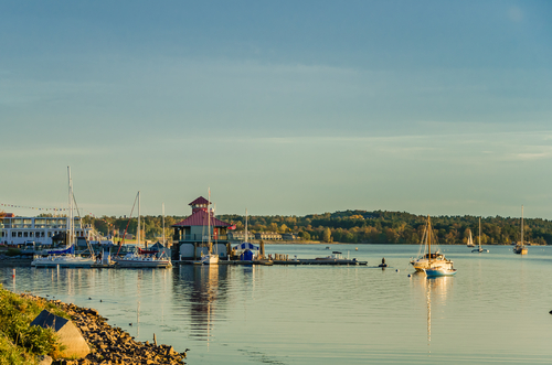 Luxury Yacht Charter New England – 7 Days