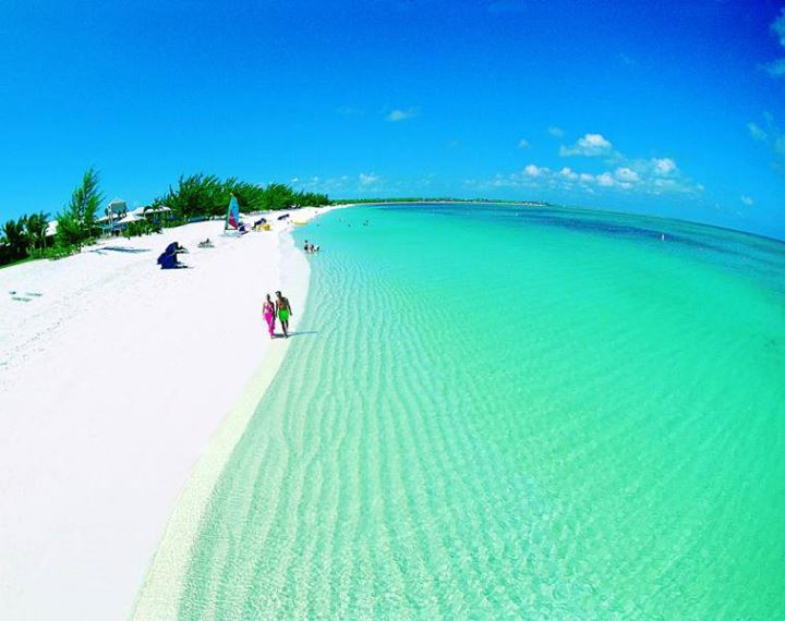 Turks and Caicos luxury yacht charter itinerary