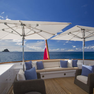 Broadwater, 164-foot Feadship in St Barths