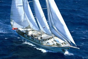 Montigne for sale through Worth Avenue Yachts +1 561 833 4462