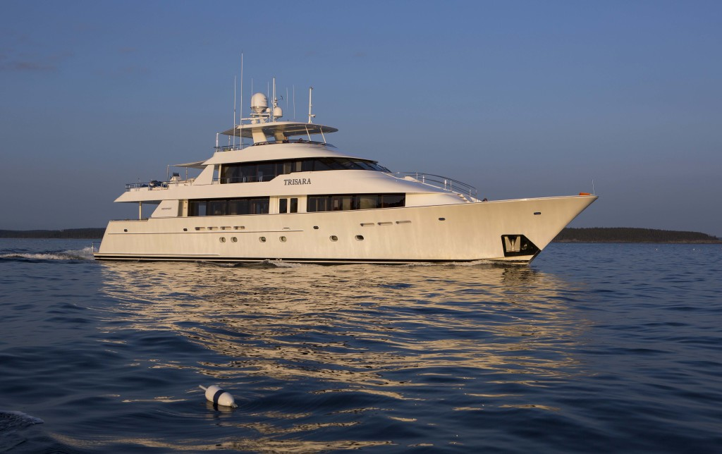 NOW OFFERED FOR SALE: TRISARA