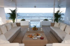 Main aft deck close
