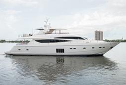 LIVERNANO Princess yacht charter