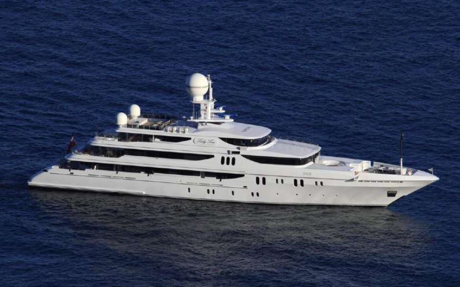 LADY LAU 213′ Codecasa – Now offered for sale with Worth