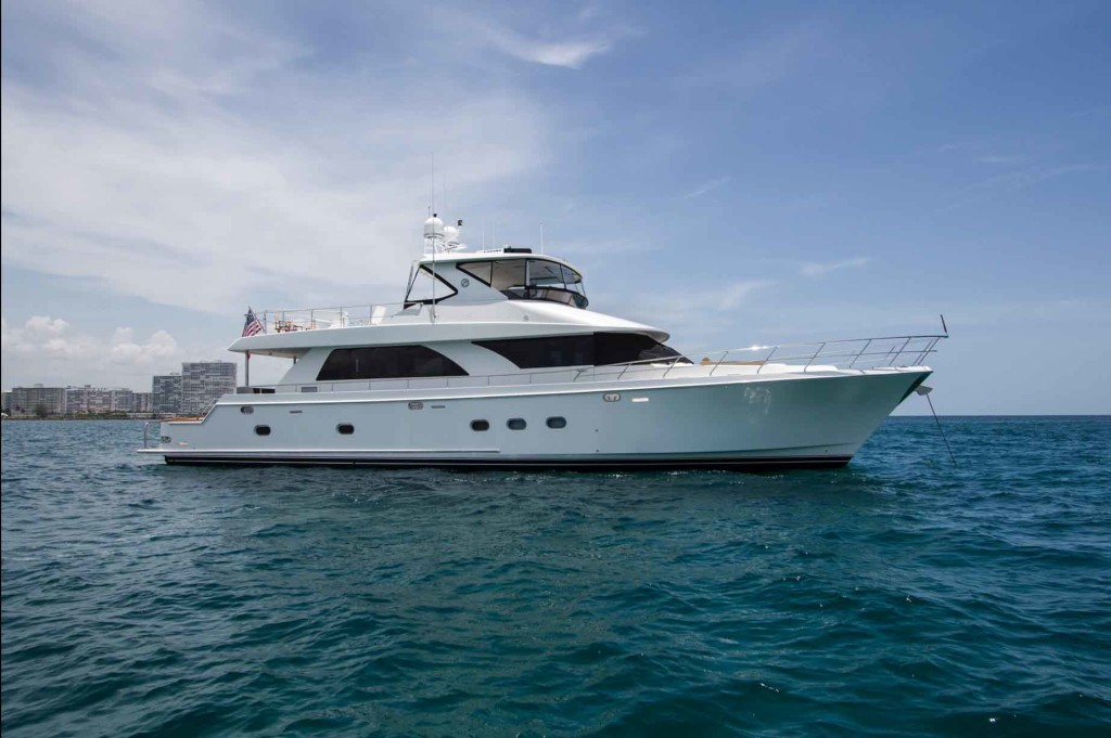 Now Offered For Charter: THE PEARL