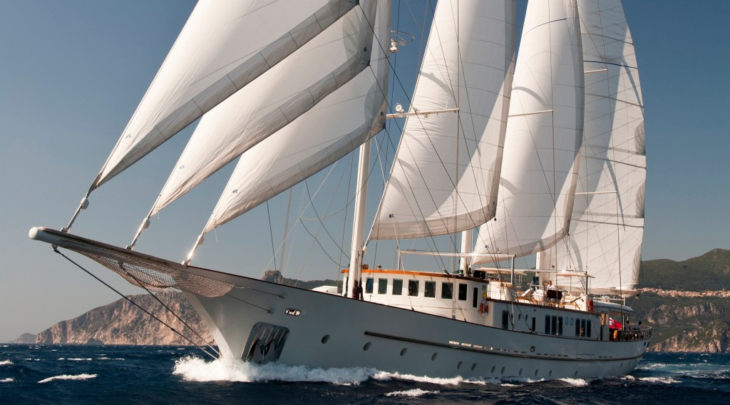 Sailing Yacht MONTIGNE Offered For Sale