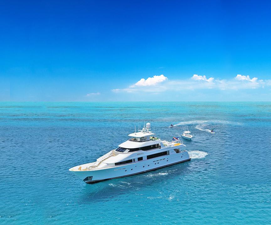 Westport yachts - harmony
