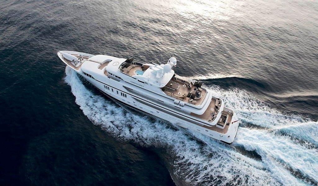 CANDYSCAPE II Viarggio superyacht
