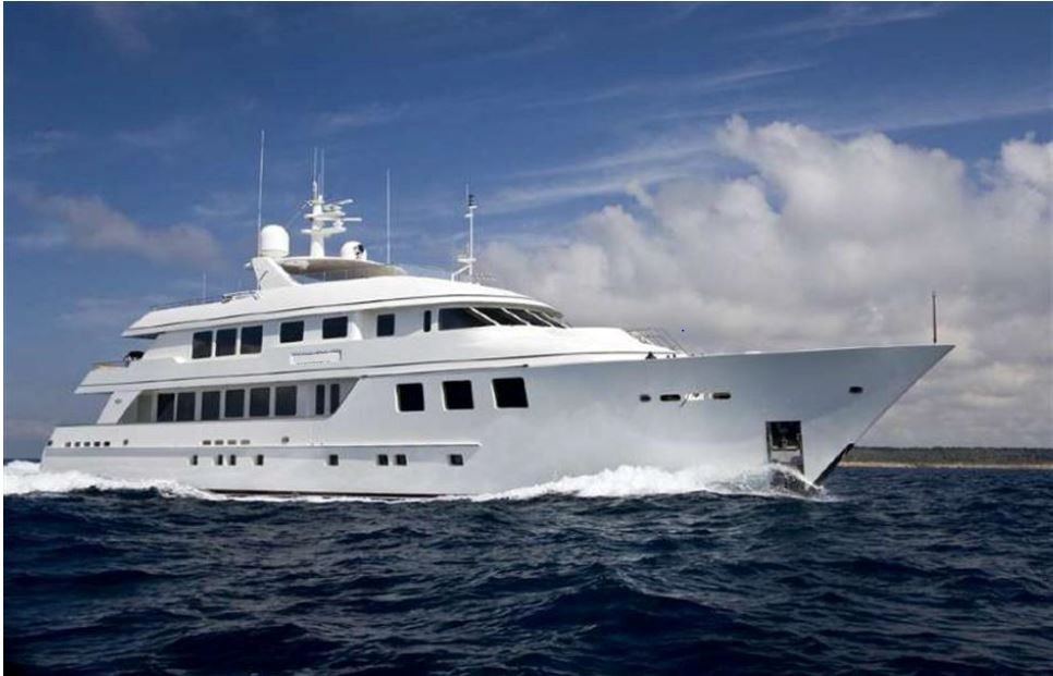 Destination Luxury Yacht Charter Itineraries | Yacht Charter ...