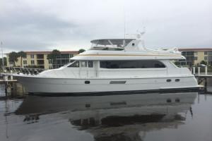 M/Y ODYSSEY yacht for sale through Worth Avenue Yachts +1 561 833 4462