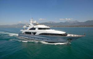 M/Y ROMANZA for sale through Worth Avenue Yachts +1 561 833 4462.