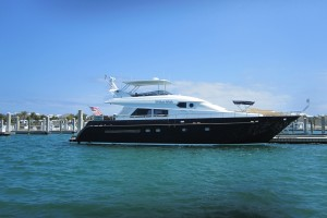 M/Y WILLY'S WISH yacht for sale through Worth Avenue Yachts +1 561 833 4462