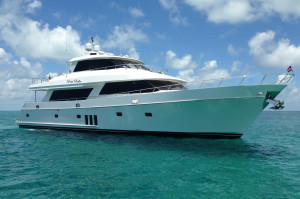 M/Y PATTI BELLE for sale through Worth Avenue Yachts +1 561 833 4462