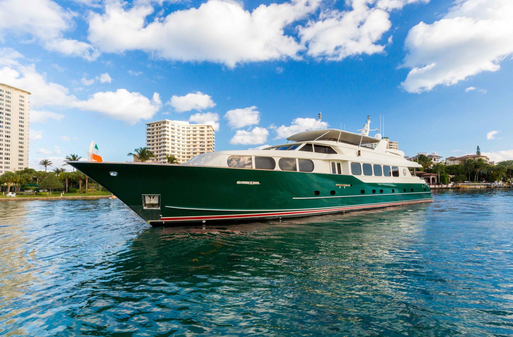MY SONAS for sale through Worth Avenue Yachts +1 561 833 4462