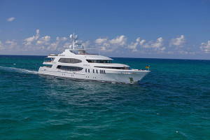 Skyfall Yacht for sale through Worth Avenue Yachts Worth Avenue Yachts +1 561 833 4462