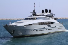 SKYFALL II sold by Worth Avenue Yachts