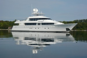 ANTARES yacht for sale through Worth Avenue Yachts