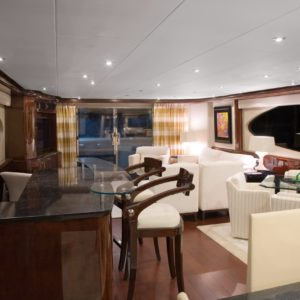 SPRING TIME yacht for sale. Main salon 2