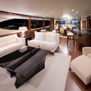 SPRING TIME yacht for sale. Main salon 3