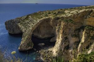 Mediterranean Diving Blue Hole Gozo Malta
