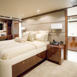 SPRING TIME yacht for sale. Stateroom.