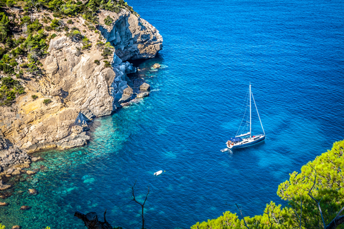 Yacht Charter Itinerary Balearics – 8 Days