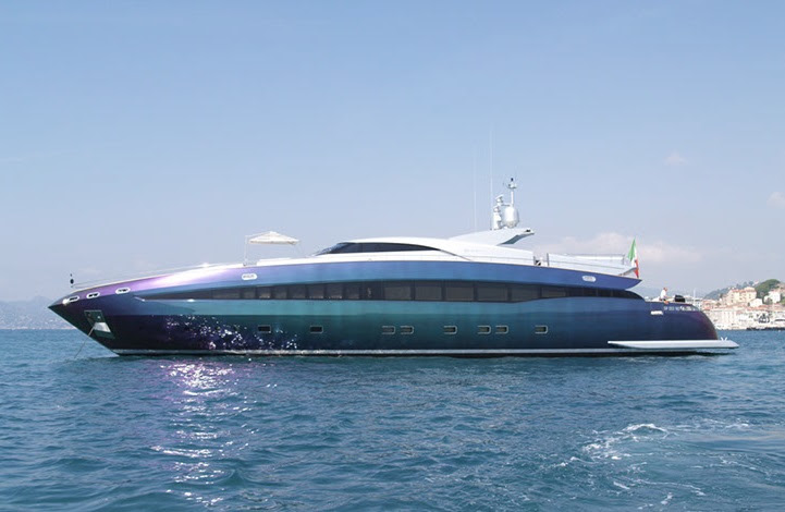 Worth Avenue Yachts Announce the Sale of 42m RC