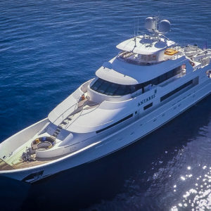 M/Y Antares yacht for sale