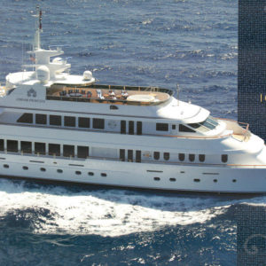 Ionian Princess yacht for sale profile