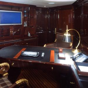 Ionian Princess yacht for sale, Study