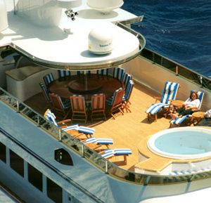 Ionian Princess yacht for sale, Whirlpool