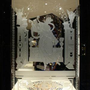 Ionian Princess yacht for sale, Foyer Door