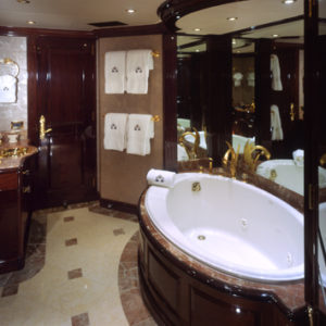 Ionian Princess yacht for sale, master head