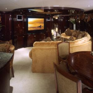 Ionian Princess yacht for sale, sky lounge