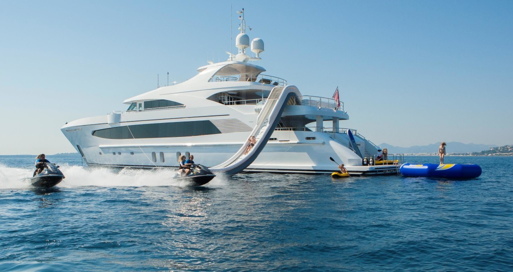 Explore Charter Yachts for Sale like M/Y AUSTRALIS